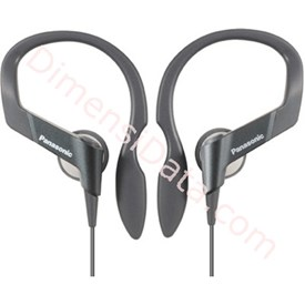 Jual Earphone PANASONIC Lightweight Shockwave Sport Clip  [RP-HS33E]